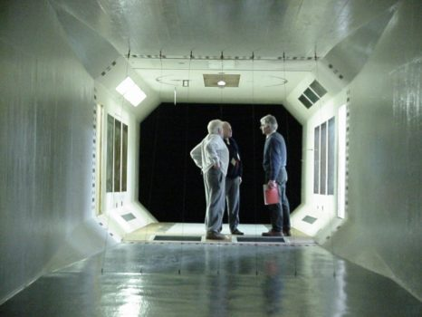 Transonic winD tunnel at Farnborough